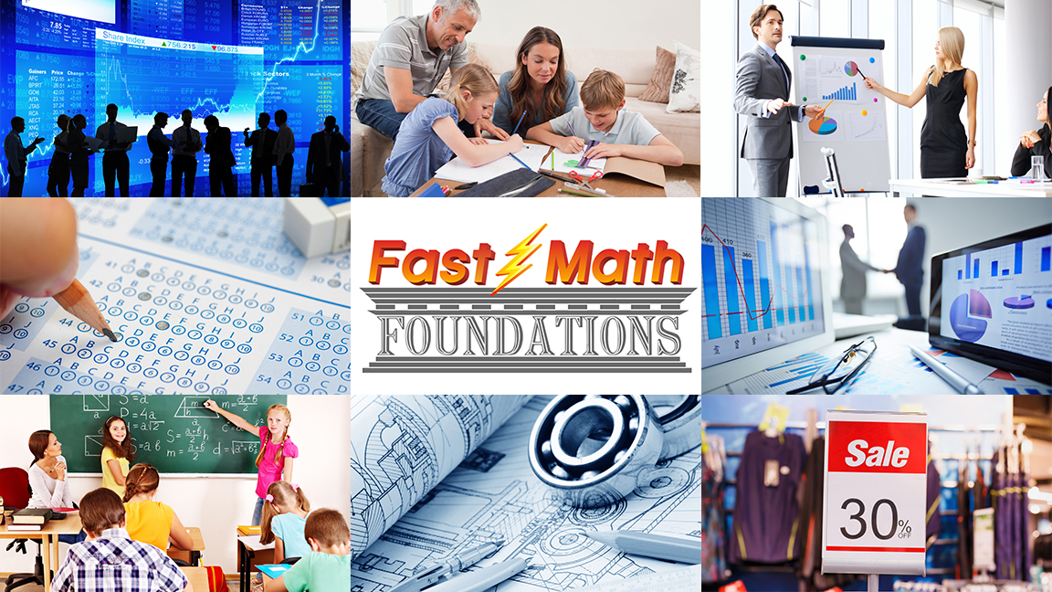 FastMath Foundations:  Currently in Development
