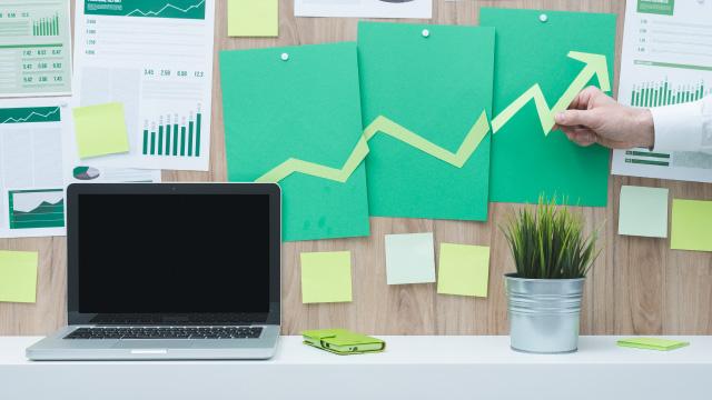 Tenha um negócio mais eficiente e sustentável