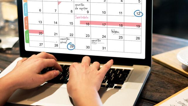Você já montou o calendário de vendas para este ano?