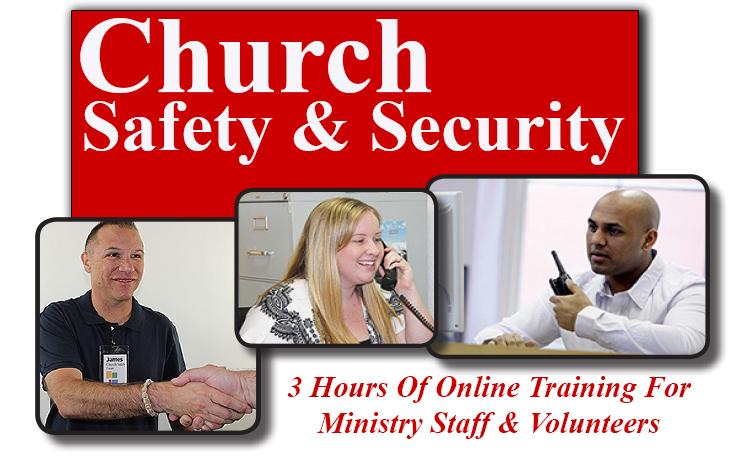 Church Safety and Security Training (3 Hours)