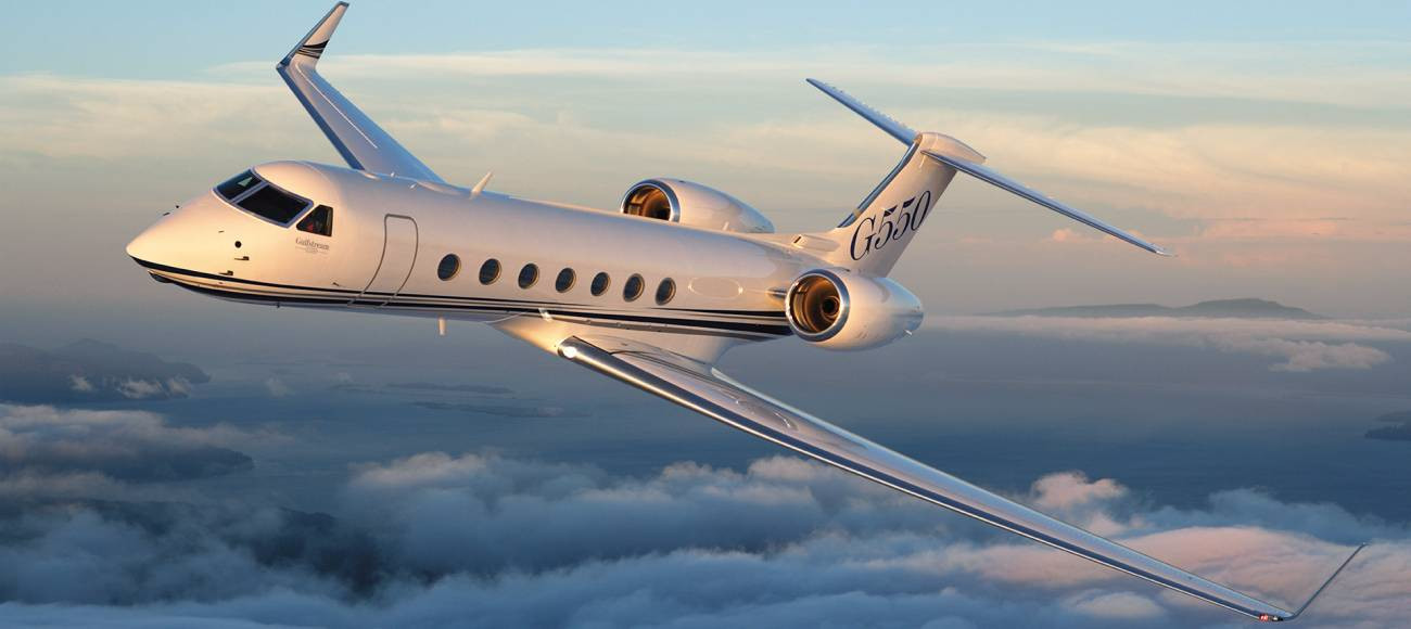 Gulfstream G550 Training