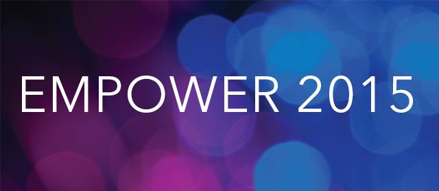 E01: Quick Base Empower 2015