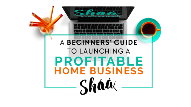 A Beginners' Guide To Launching A Profitable Home Business