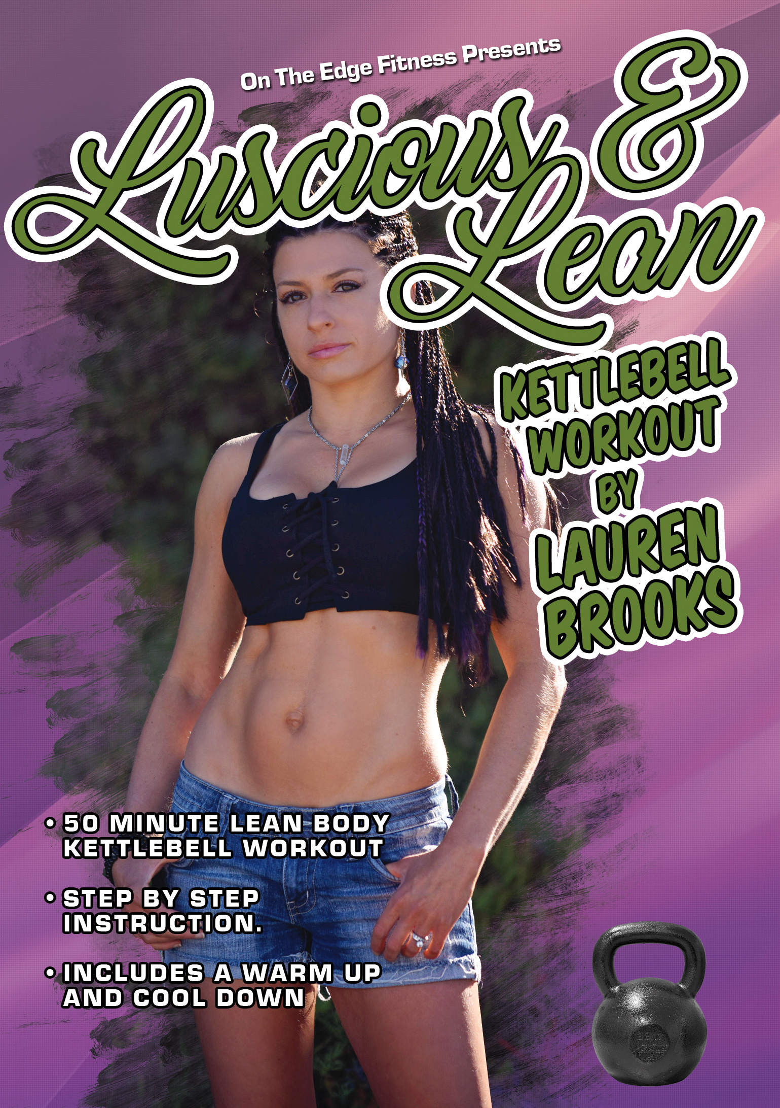 NEW** Luscious & Lean Kettlebell Workout