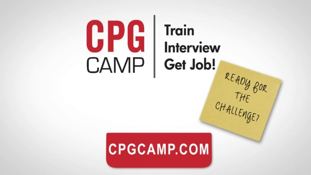 February 2014 - CPG Camp - A Marketing & Brand Management Boot Camp
