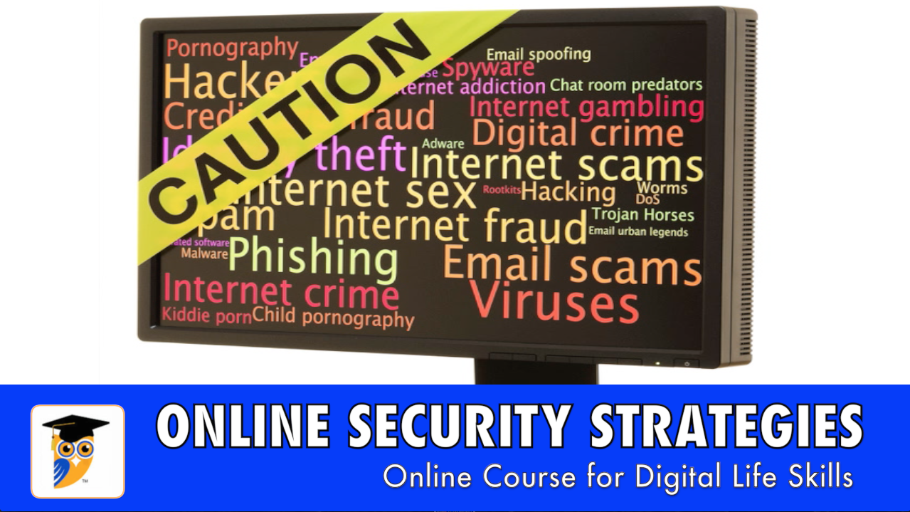 Online Security Strategies