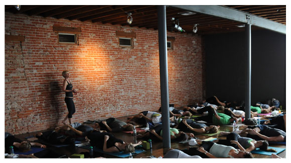 The No OM Zone Yoga Workouts