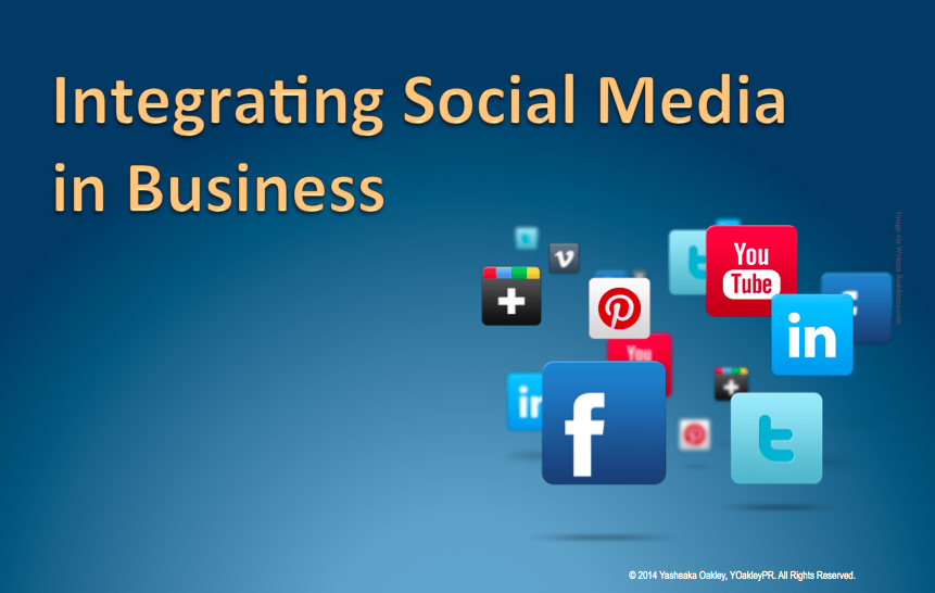 Integrating Social Media in Business