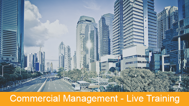 MRI Commercial Management - Budgeting and Forecasting CM Build Live Training