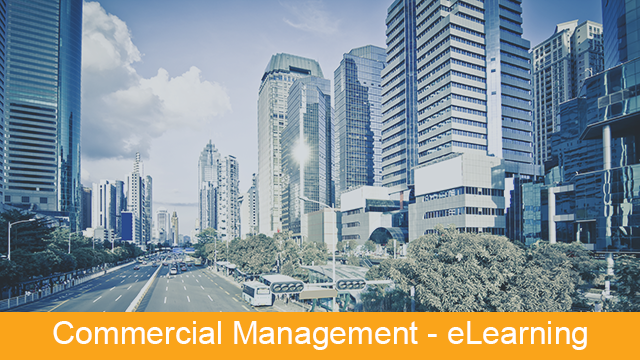 MRI Commercial Management - Batches v4.5 eLearning Course