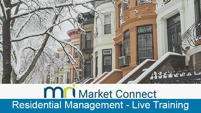 Market Connect - Navigating for Marketing Manager Live Training