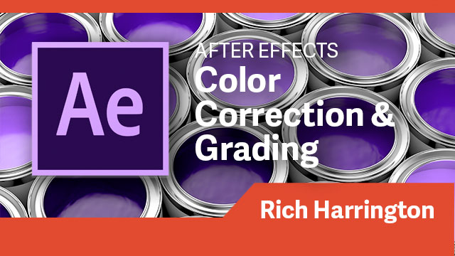 After Effects: Color Correction & Grading