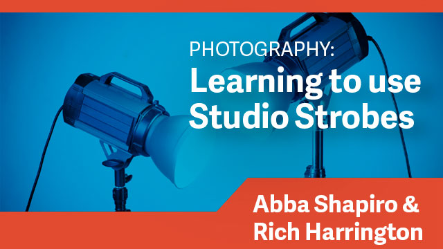 Photography: Learning to Use Studio Strobes