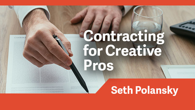 Business: Contracting for Creative Pros