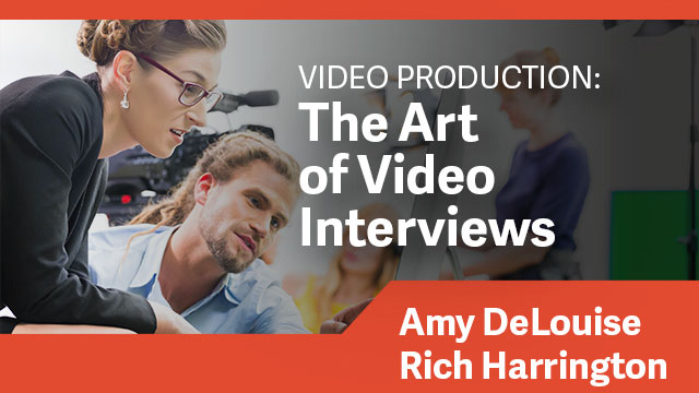 Video Production: The Art of Video Interviews
