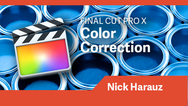 Final Cut Pro X: Color Correction