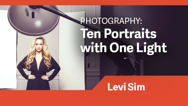 Photography: Ten Portraits with One Light