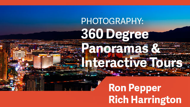 Photography: 360 Degree Panoramas & Interactive Tours