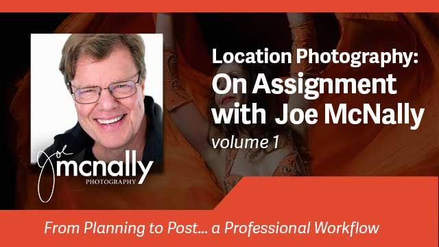 Location Photography: On Assignment with Joe McNally volume 1
