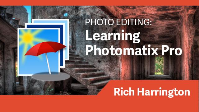 Photo Editing: Learning Photomatix Pro