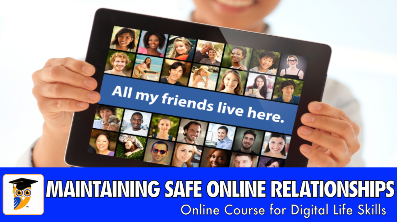 How to be safe when dating online
