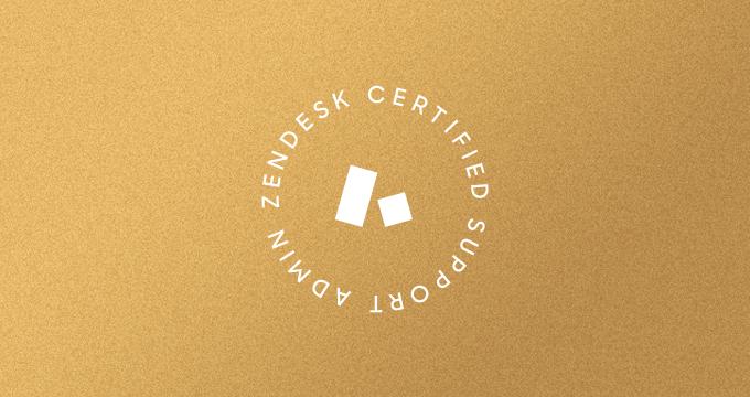 Certification: Zendesk Support Administrator