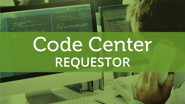 Black Duck Code Center: Requesting Components